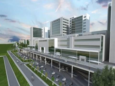 Bayraklı Şehir Hastanesi 2020'de hizmete açılacak!