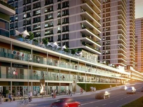 Fikirtepe Mina Towers satış ofisi!