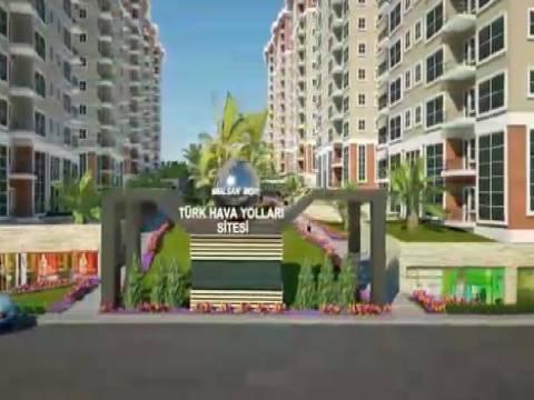Güneşli THY Sitesi Evleri'ne fiyatlar 260 bin TL'den başlıyor! Yeni Proje!