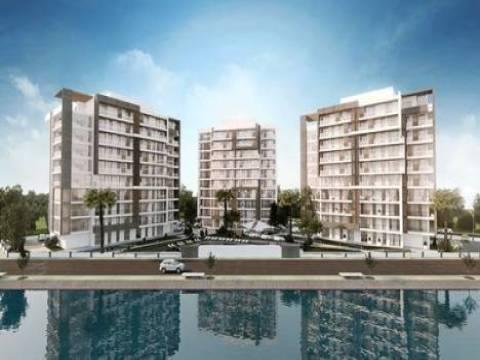 İzmir Modda Mavişehir Evleri'nde yaşam başladı!