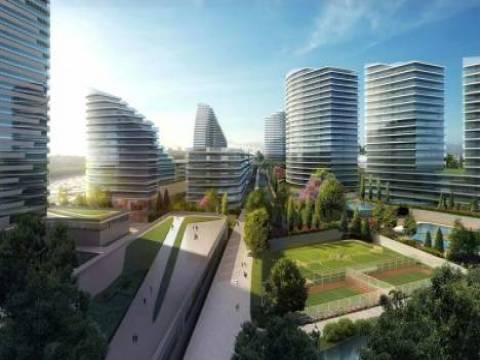 Batışehir, 108 bin metrekarelik yeşil alanıyla dikkat çekiyor!