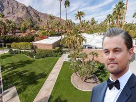 Leonardo DiCaprio evini kiralıyor!