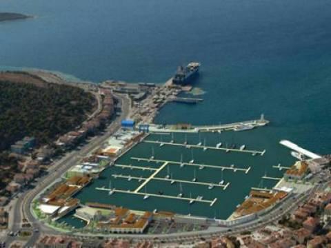 İzmir'e 7 yeni marina inşa edilecek!