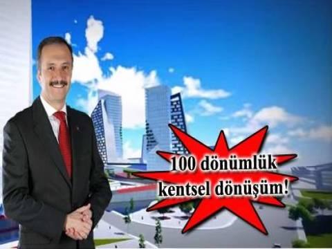 24 Gayrimenkul Başakport adıyla Başakşehir'de dev projeye imza atacak!