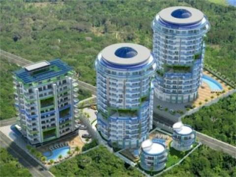 Hak Residence Garden 34 bin 900 Euro'ya satışa çıktı!