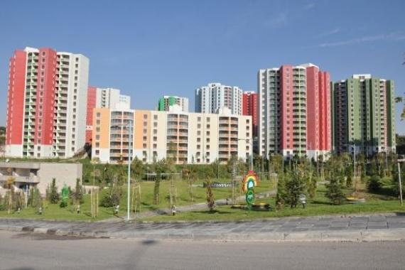 TOKİ Burdur'a 655 konut ve 41 ticaret alanı yapıyor!