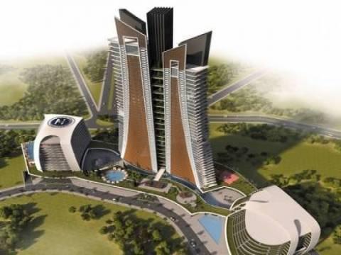 Ataşehir Sarphan Finans Park projesinde B Blok satışa çıktı!
