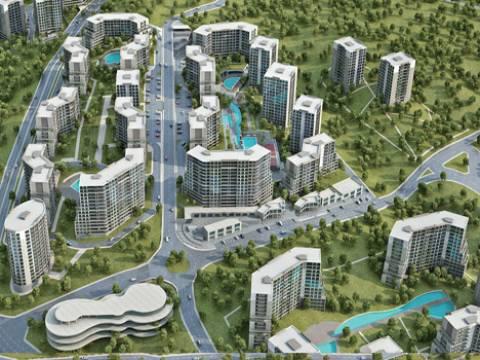 Teknik Yapı Evora İstanbul'da 207 bin TL'ye 2+1!