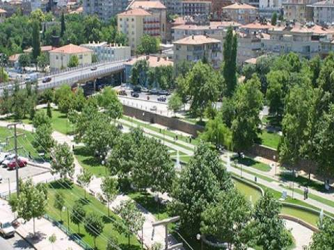 Gaziantep'te 27.7 milyon TL'ye satılık arsa!