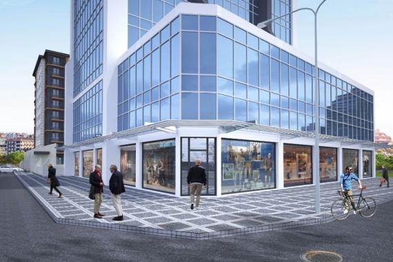 Tek Merve Plaza Sitesi'nde 2+1'ler 450 bin TL'ye! Yeni proje!