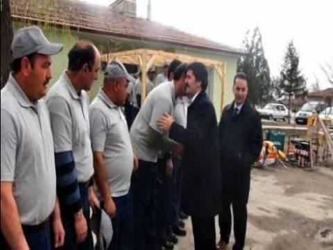 Erzincan Belediyesi inşaat sezonunu açtı!