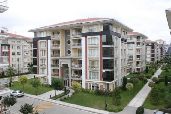 Ataköy Konakları'nda icradan satılık daire! 6 milyon TL'ye!