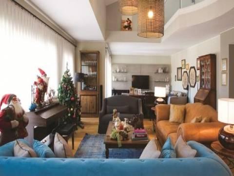 Gülben Ergen, İstinye Park Residence'daki evini InStyle Home'a tanıttı!