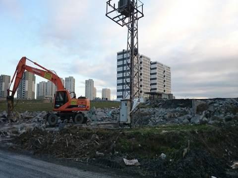 Ispartakuleliler Nuh Beton Santrali'nin alanına park istiyor!