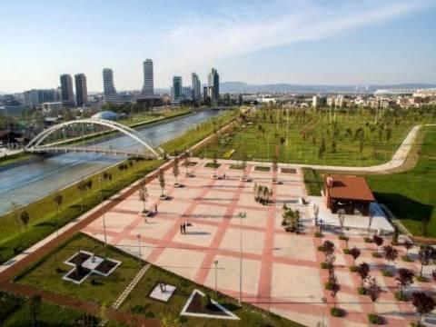 Bursa Hüdavendigar Kent Parkı açılışı yapıldı!