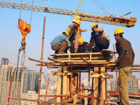 İstihdam artışında inşaat sektörü açık ara önde!
