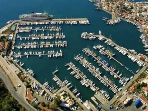 Muğla Büyükşehir Belediyesi Fethiye Limanı'nı devraldı!