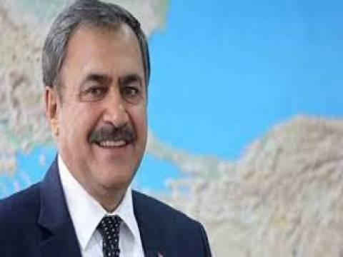 Veysel Eroğlu, Kozcağız beldesinde 9 tesisinin temel atma törenine katıldı!