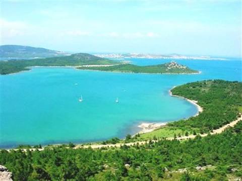Ayvalık Adaları Tabiat Parkı'nın imara açılmasına itiraz geldi!
