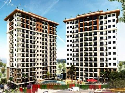 Kağıthane 4401 Rezidans'ta 294 bin TL'den başlayan fiyatlarla!