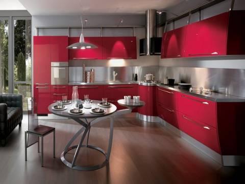 Mutfak dolapları modelleri 2015'te nasıl olacak?
