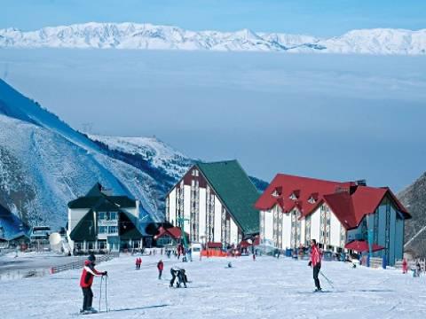 Palandöken dünyada 24. kayak merkezi!