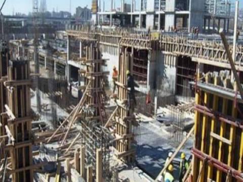 İngiltere'de inşaat üretimi aylık yüzde 1,1 geriledi!