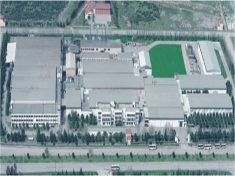 Antalya 6. İcra Dairesi, Anteks Dokuma Fabrikası'nı satıyor!