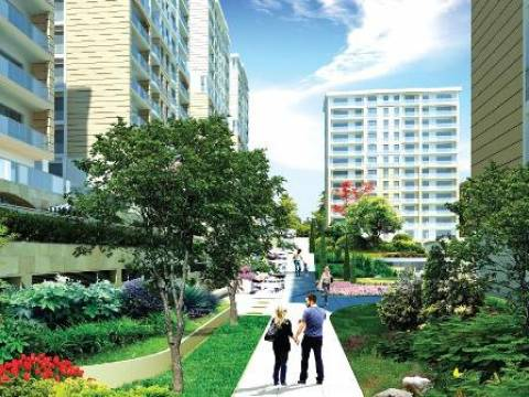 Başakşehir Kaya City Residence resimleri!