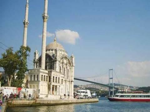 Ortaköy Camisi'nin restorasyon çalışmalarında sona gelindi!