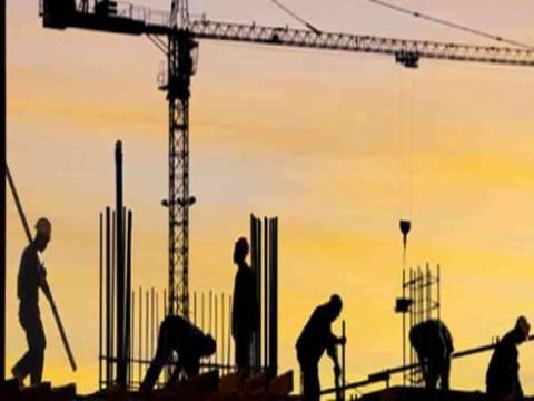 İnşaat sektöründe iş kazası geçirenlerin oranı yüzde 4,3 oldu!