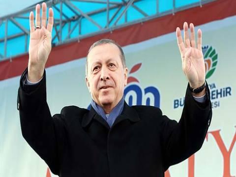 Cumhurbaşkanı Erdoğan: TOKİ Malatya'da 3 bin 387 konut üretti!