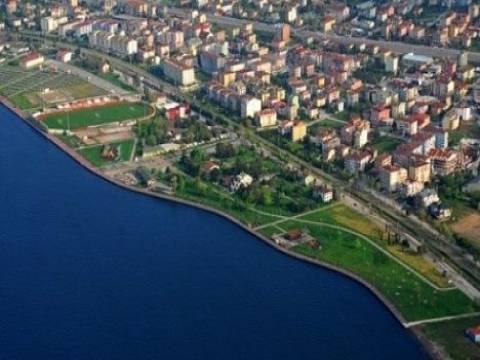 Kocaeli Körfez'de satılık arsa! 58.3 milyon TL'ye!