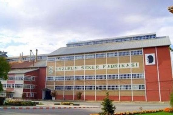 Erzurum ile Erzincan şeker fabrikalarının satışına onay geldi!