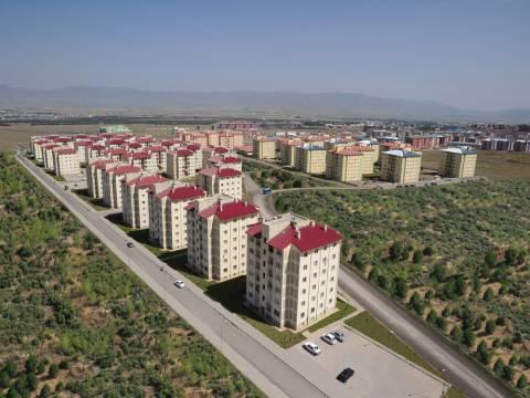 TOKİ Erzurum Palandöken konut teslimi!