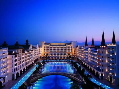 Antalya Mardan Palace alacak davasını kaybetti!