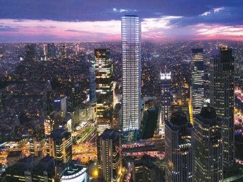 İstanbul Tower 205 ilk kez Cityscape Global 2016'da görücüye çıkıyor!