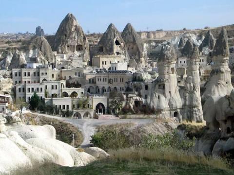 Kapadokya'ya gelen yabancı turist sayısı azaldı!