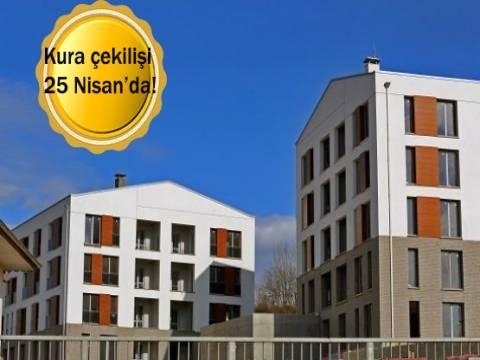 TOKİ Kayaşehir 605 konut için başvurular 2 Nisan'da başlıyor!