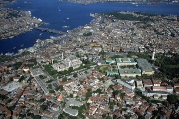 İstanbul Vakıflar'dan Fatih'te yapım karşılığı kiralama ihalesi!