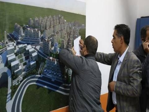 Şırnak'ta kentin yeniden imarı için projeler hazırlanıyor!