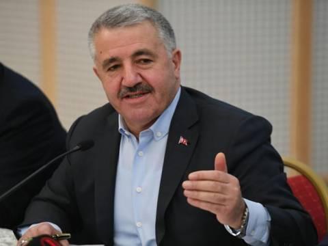 Ahmet Arslan: Kanal İstanbul, Marmaray gibi inşa edilecek!