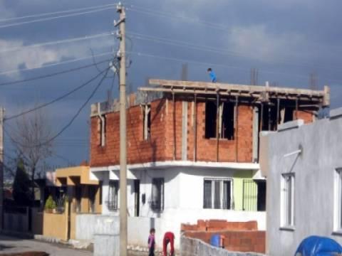 Manisa Büyükşehir Belediyesi kaçak yapı uyarısı yaptı!