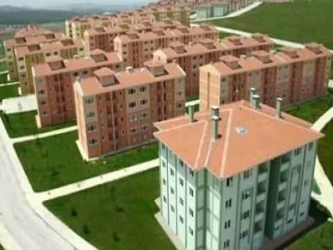 TOKİ Kastamonu Güneykent Evleri'nin temeli Eylül'de atılacak!