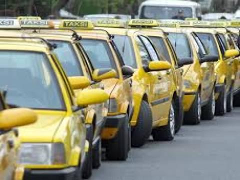 Kubilay Taksi Durağı açıldı!