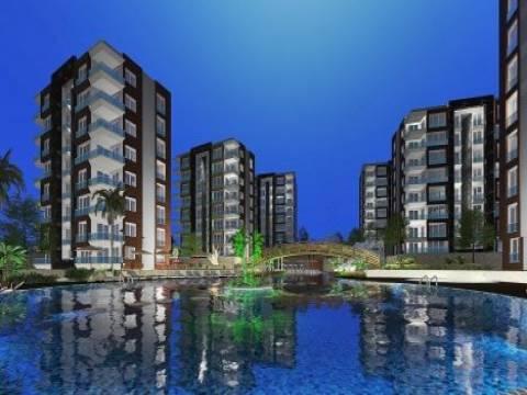 Antalya Panorama Evleri'nde 380 bin TL'ye 2+1!