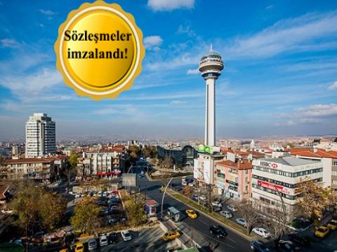 AND Gayrimenkul'den Ankara'ya yeni proje geliyor!