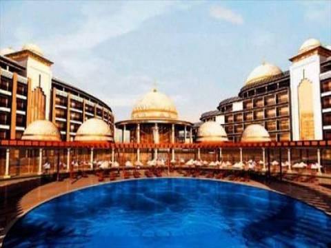 Yalova Thermal Palace'ın açılışı 2016'da yapılacak!