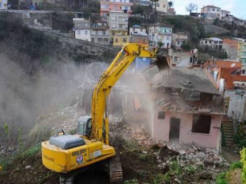 Kentsel dönüşüm kapsamında 2014 yılında 400 bine yakın bina yıkılacak!