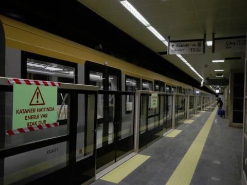 12 soruda Üsküdar-Ümraniye Metro Hattı detayları!